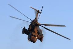 Hélicoptère israélien de l'Armée de l'Air Image libre de droits