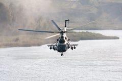 Hélicoptère MI-8 Image libre de droits