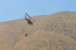 Hélicoptère Ops Photos stock