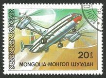 Hélicoptères, B-12 Photos stock