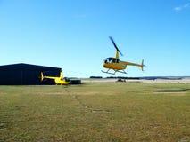 12 hélicoptères d'apôtres Photos libres de droits