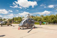 Hélicoptères Ka-226 militaires russes Photographie stock
