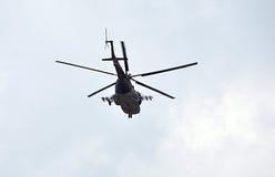 Hélicoptères militaires Photographie stock libre de droits