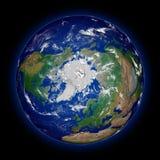 Hémisphère nord Photos stock