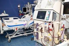 Hémodialyse - remplacement de fonction rénale Image stock