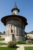 Héritage de l'UNESCO, monastère de Sucevita Photo stock