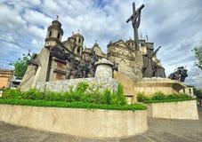 Héritage de monument de Cebu Photo libre de droits