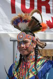 Héritage indigène photographie stock