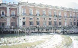 Héritage, jardins de la ville d'Aranjuez, située dans l'Espagne Sto Photo libre de droits