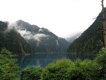 Héritage naturel de Jiuzhaigou-monde images stock