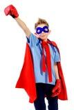 Héroe del concepto Foto de archivo