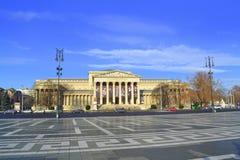 Héroes Budapest cuadrada Imagen de archivo