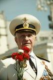 Héros de la deuxième guerre mondiale. neuvième le mai. Photo stock