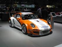 Híbrido de 911 GT3R Fotografia de Stock
