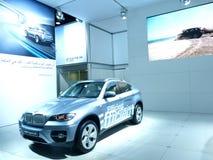Híbrido de BMW X6 Imagem de Stock