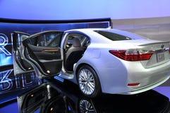 Híbrido de Lexus ES300h Fotos de archivo