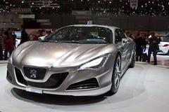 Híbrido RC4 de Peugeot Imagem de Stock Royalty Free