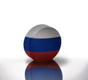 Hóquei do russo Fotografia de Stock