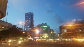 Hô Chi Minh par nuit photo libre de droits