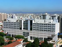 Hôpital Image stock
