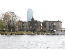 Hôpital commémoratif de variole, NYC images stock