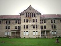 Hôpital d'État de Peoria Images libres de droits