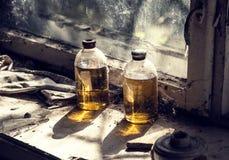 Hôpital de Chernobyl Pripyat Photographie stock libre de droits