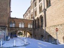 Hôpital de Sant Pau photos libres de droits