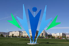 Hôpital de soins de santé d'Intermountain Photo stock