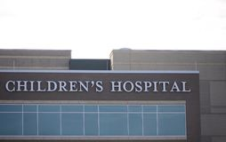 Hôpital du ` s d'enfants Images stock