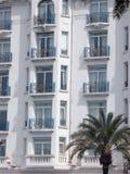 Hôtel à Cannes Photographie stock