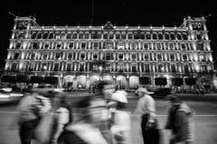 Hôtel à Mexico photos libres de droits