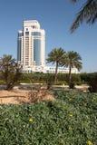 Hôtel au Qatar Image stock