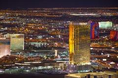 Hôtel d'atout, Las Vegas, nanovolt, Etats-Unis photo libre de droits