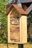 Hôtel d'insecte Images stock