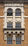 Hôtel de Baker - détail d'hublot Photographie stock