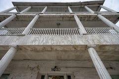 Hôtel de cintreuse à Laredo le Texas images stock