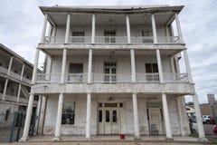 Hôtel de cintreuse à Laredo le Texas photos libres de droits