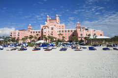Hôtel de Don Cesar photos stock