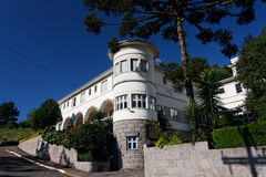 Hôtel de Garibaldi Photographie stock libre de droits