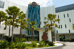 Hôtel de hard rock, Penang photos libres de droits