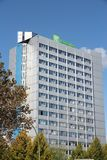 Hôtel de Holiday Inn photographie stock libre de droits