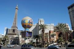 Hôtel de Las Vegas Photos libres de droits