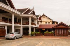 Hôtel de Manoluck dans Luang Prabang, Laos Photographie stock