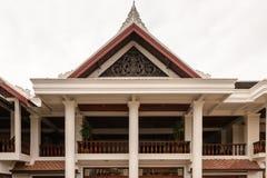 Hôtel de Manoluck dans Luang Prabang, Laos Images stock