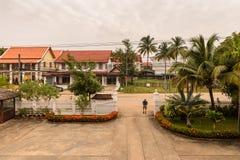 Hôtel de Manoluck dans Luang Prabang, Laos Photo stock