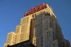 Hôtel de Newyorkais, New York Photographie stock libre de droits