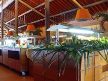 HÔTEL de paradis Photos stock