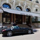 Hôtel de Paris Photographie stock libre de droits