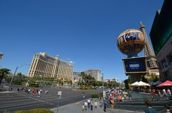 Hôtel de Paris et casino, zone métropolitaine, point de repère, ville, ville Photo libre de droits